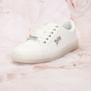 Juicy Couture Designer Lace-Up Connect Sneakers